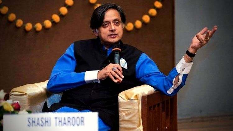 Shashi-Tharoor-On-Appointment-Of-Cong-President-India-Politics-DKODING