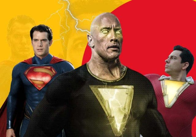 After being left out of 'Shazam 2', Henry Cavill's Superman finds hope in 'Black Adam'