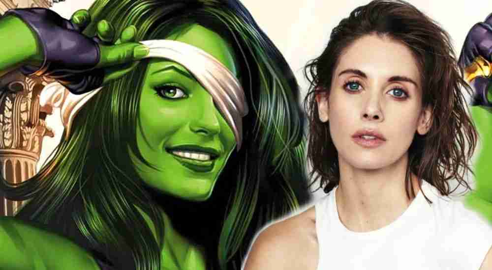 Did Marvel approach Alison Brie for She-Hulk?