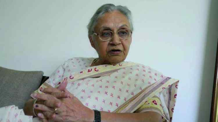 Sheila-Dikshit-Condemns-Attack-On-Arvind-Kejriwal-India-Politics-DKODING