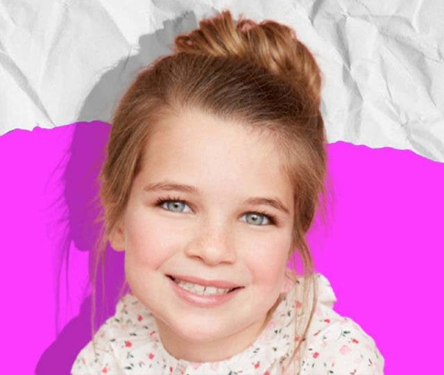 Sheldon and Amy's daughter