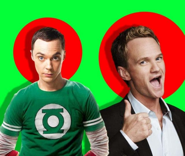 In an alternate universe, Sheldon Cooper is Barney Stinson