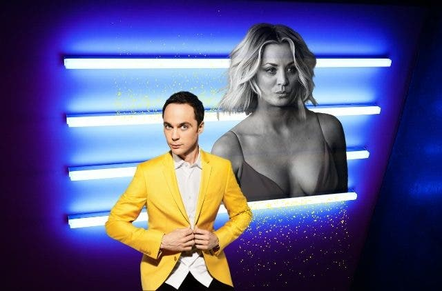Big Bang Theory's Kaley and Jim Parsons