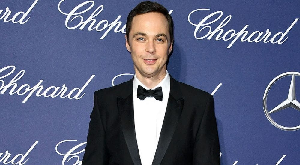 Big Bang Thoery star Jim Parsons