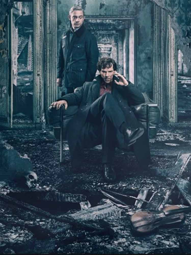 Benedict Cumberbatch back as Sherlock