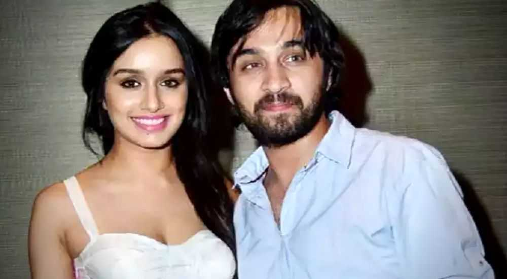 Shraddha Kapoor and Sidhhant Kapoor Bollywood DKODING