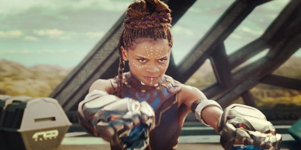 Shuri smartest marvel character Entertainment Hollywood DKODING