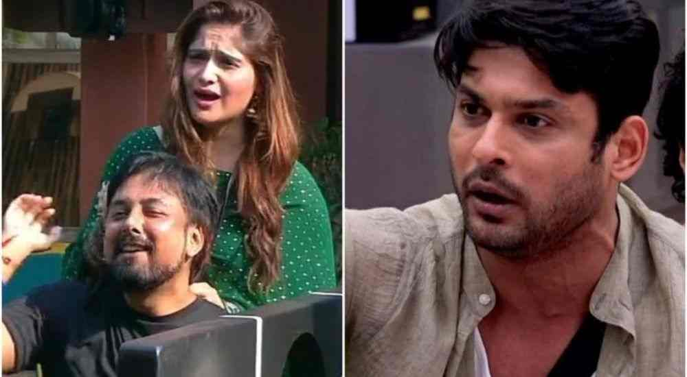 Siddharth-Shukla-Take-Stand-For-Arti-Singh-Bollywood-Entertainment-DKODING