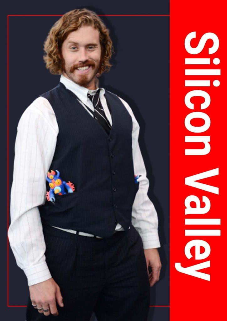 T.J Miller left the Silicon Valley