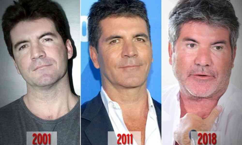 Simon-Cpwell-Over-The-Years-Trending-Today-DKODING