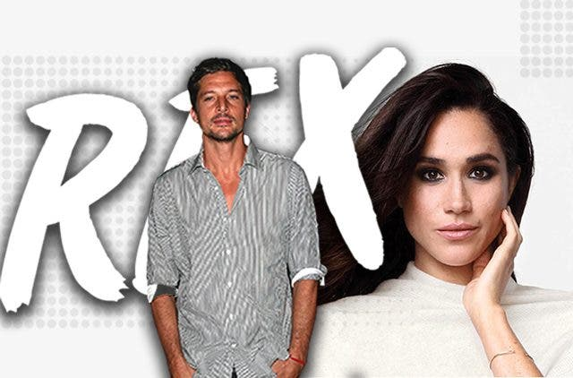 Simon Rex and Meghan Markle's relationship truth