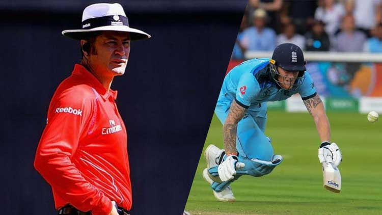 Simon-Taufel-On-Overthrow-Incident-CWC19-Cricket-Sports-DKODING