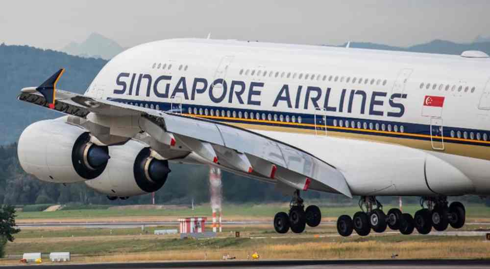 Singapore Airlines | NewsShot | DKODING