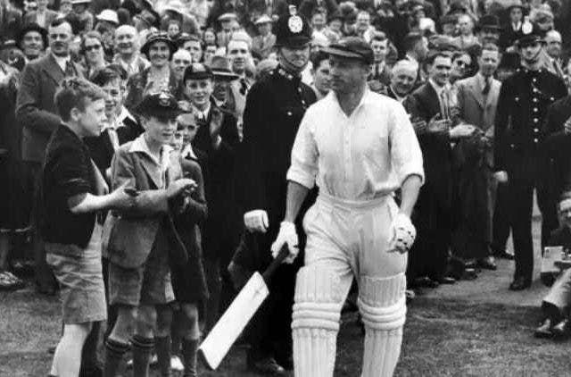 Sir Don Bradman Cricket Sports DKODING