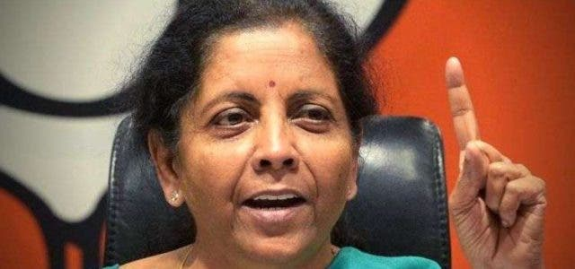 Sitharaman-Urges-Delhi-Government-To-Work-In-Harmony-With-Centre-India-Politics-DKODING