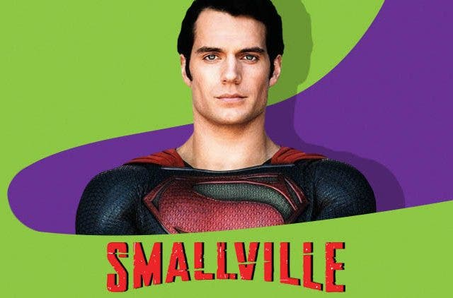 Tom Welling vs Henry Cavill