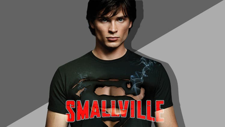 DC May Expand Its Universe With Smallville Reboot