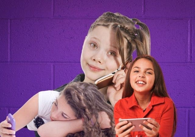 Rising Smartphone addiction in children