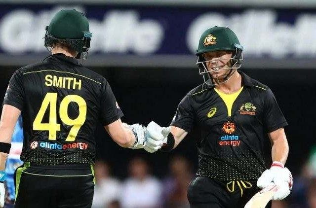 Smith Warner Australia Cricket Sports DKODING