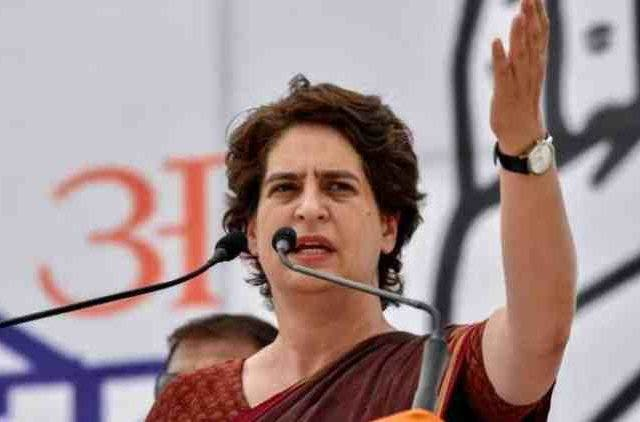Priyanka Gandhi-Attacks-BJP-India-Politics-DKODING