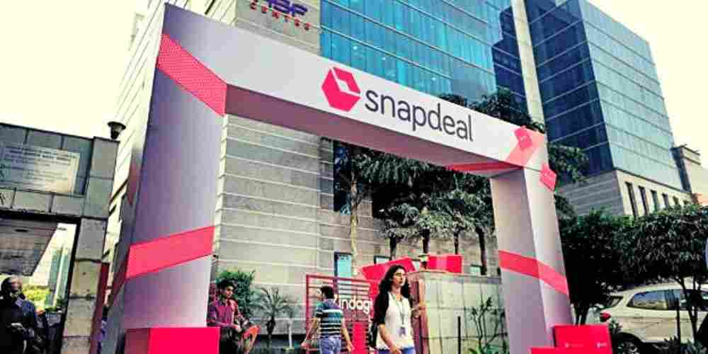 Snapdeal in talks to raise $100 million from Softbank and other investors
