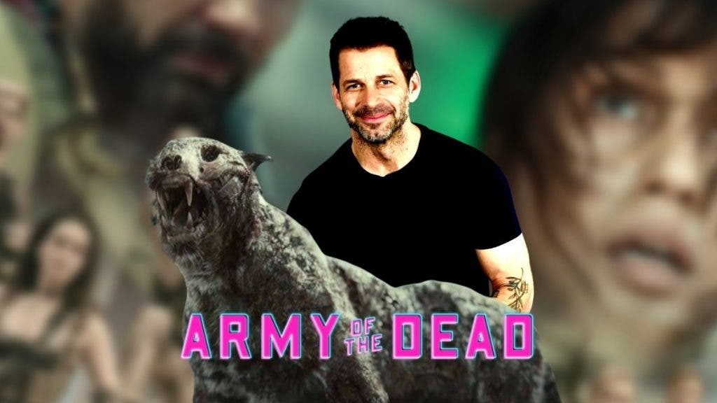 Zack Snyder is back to revolutionize the Zombie genre after 17 years with Army of the Dead.
