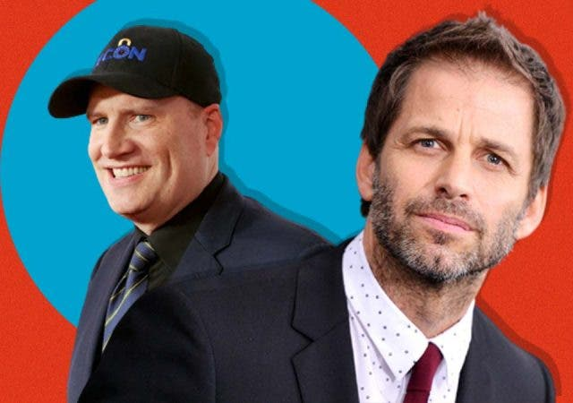 Something is cooking between Zack Snyder and Kevin Feige for Marvel