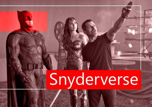 Every new DC movie is WB's attempt to kill Snyderverse.