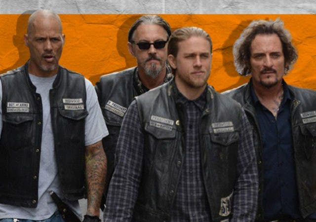 Sons of Anarchy Bikers