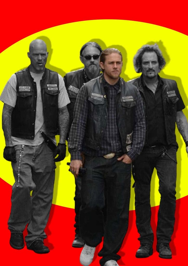 Sons of Anarchy's death