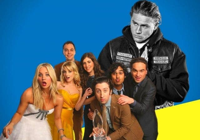 Sons of Anarchy Spin-off inspiration from 'The Big Bang Theory'?