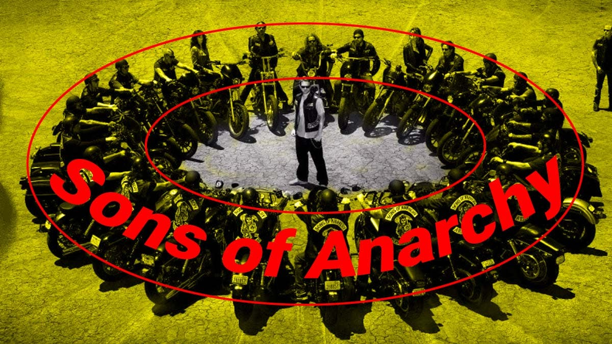 Now we know why 'Sons of Anarchy' was unceremoniously cancelled after 7 seasons