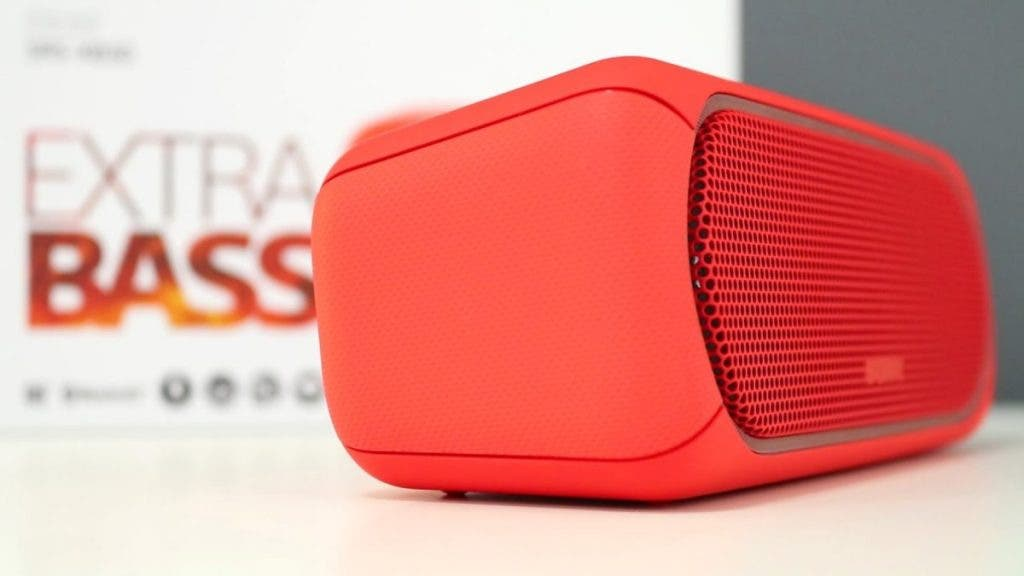 Sony Speaker- 2020's Must-Have Consumer Tech Products