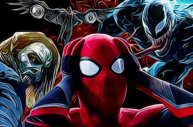 Sony Universe of Marvel Characters