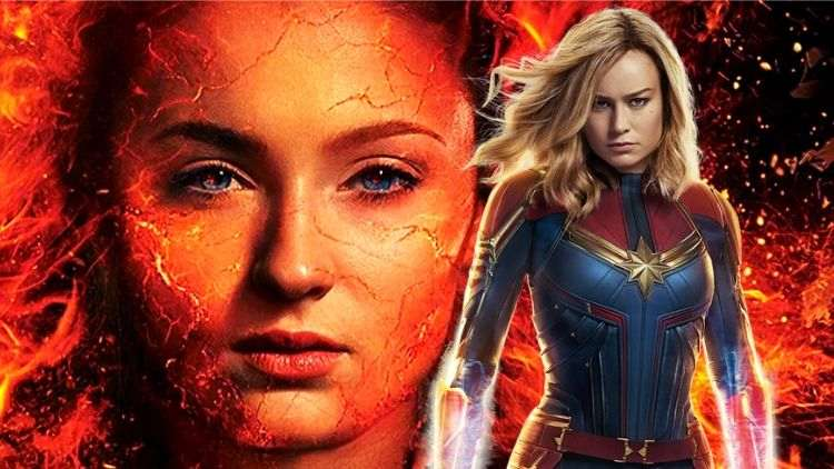 Sophie Turner's Dark Phoenix Joins Brie Larson's Captain Marvel 2 Cast