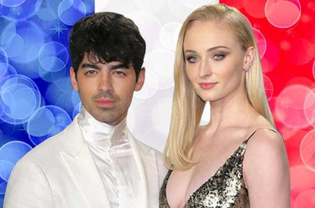 Sophie-Turner-Joe-Jonas-French-Wedding-Hollywood-Entertainment-DKODING