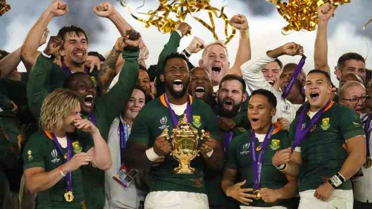 South Africa Rugby World Cup Others Sports DKODING