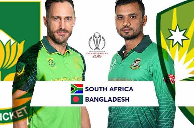 South-Africa-Vs-Bangladesh-CWC19-Cricket-Sports-DKODING
