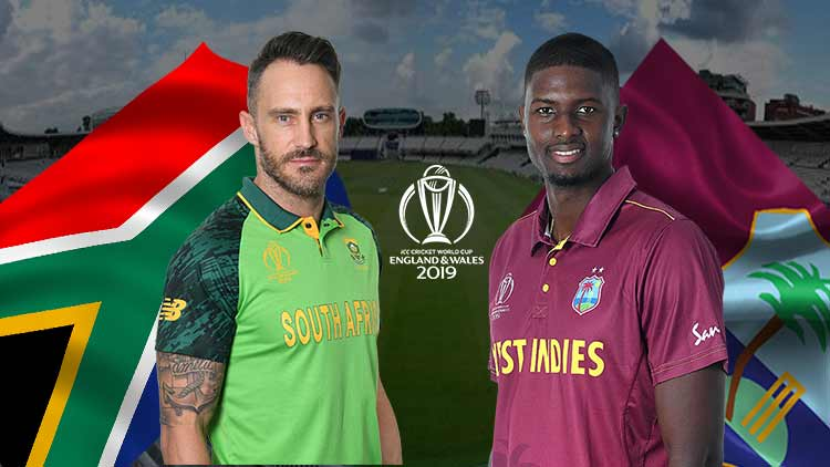 South-Africa-Vs-West-Indies-CWC19-Cricket-Sports-DKODING