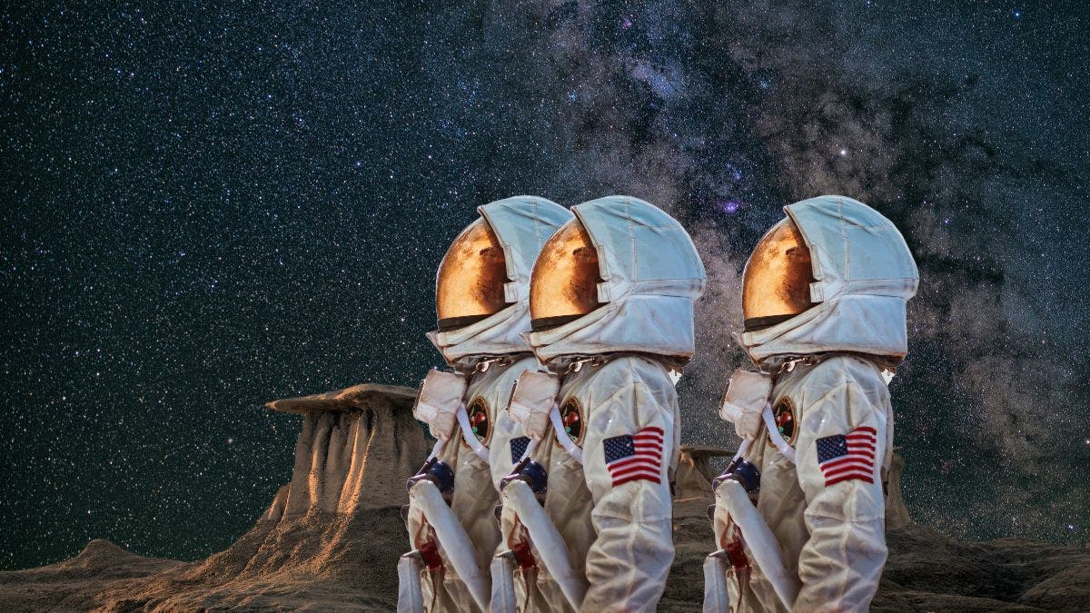 $55 Million For A Return Ticket: Destination Space Opens For Tourism In 2022