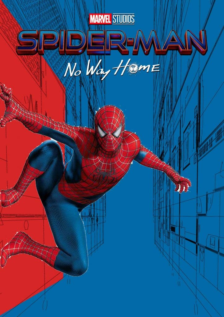 The mystery inside the logo of 'Spider-Man: No Way Home'