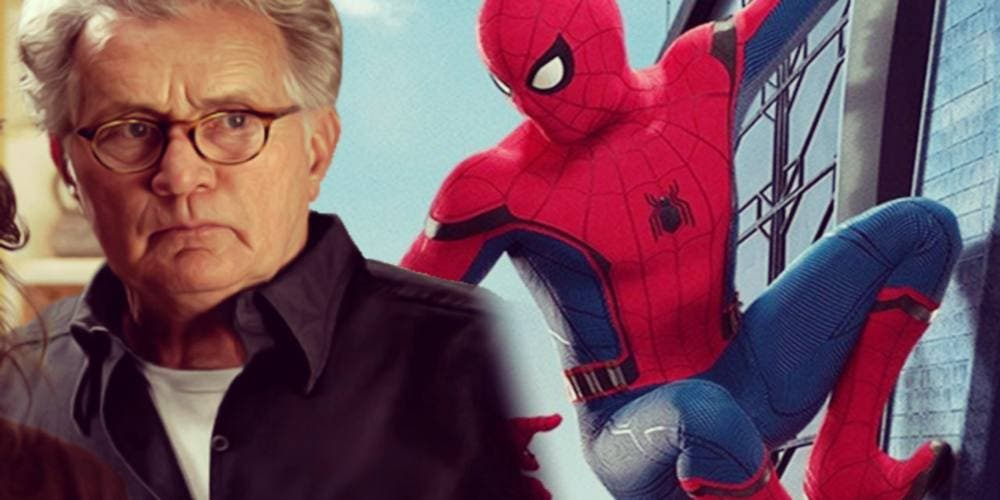 Spider Man with Uncle Ben Entertainment Hollywood DKODING