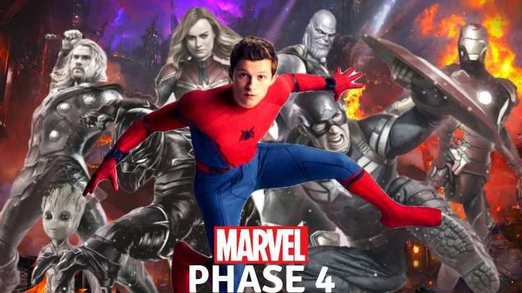 Incoming! Spiderman To Lead Avengers In MCU Phase 4