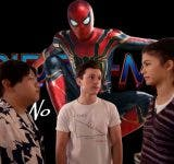 Spiderman No Way Home Title Reveal