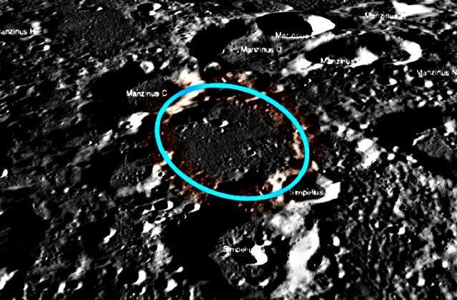 Spot the Chandrayaan-2 Lunar Lander in this image by NASA | NewsShot | DKODING