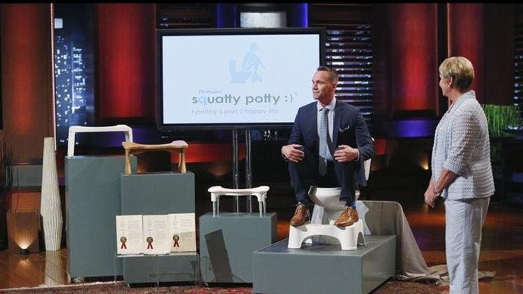 Squatty Potty - Shark Tank products to inspire Indian entrepreneurs