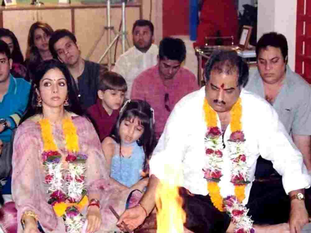 Sridevi low cost wedding in bollywood pics DKODING