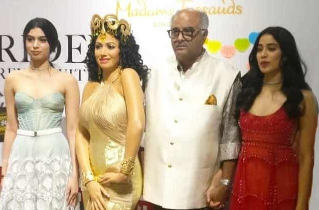 Sridevi-Family-To-Unveiled-The-Statue-Entertainment-Bollywood-DKODING