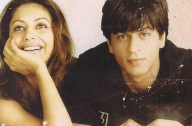SRK and gauri DKODING