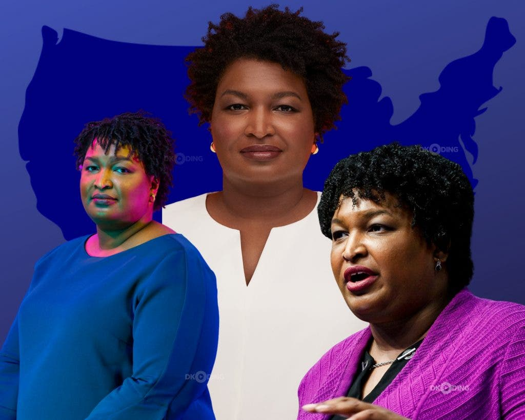 To be Joe Biden's Vice president candidate - Stacey Abrams has a huge fan following on Twitter, especially after she nearly won the Georgia governorship in 2018